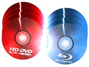 dvd- blue ray